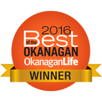 Best of the Okanagan Award