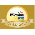 BEST of Kelowna Award 2021