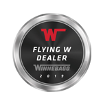 Flying Winnebago Dealer Award