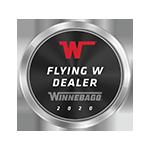 Flying Winnebago Dealer Award