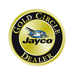 Jayco Gold Circle Dealer Award