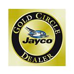 Jayco Gold Circle Dealer Award