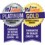RV West Readers Choice Awards 2016