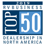 RV Business Top 50 Dealership in North America for 2018