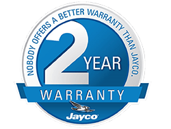 Jayco 2 Year Co-Pilot Warranty