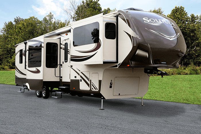 Grand Design Solitude Fifth Wheels