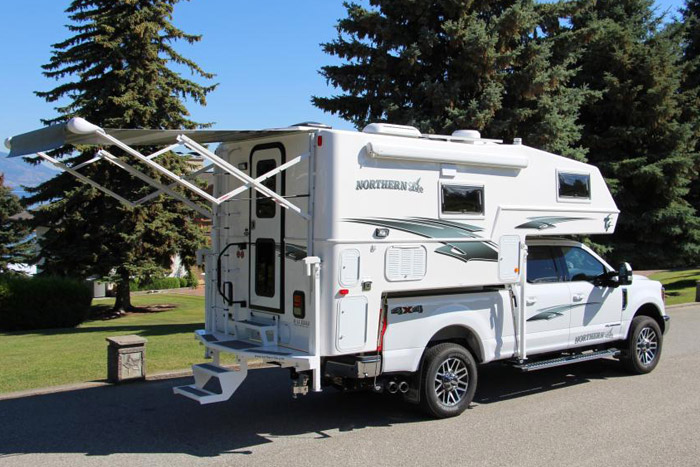 Voyager RV Centre | Northern Lite Truck Campers - Kelowna, Winfield