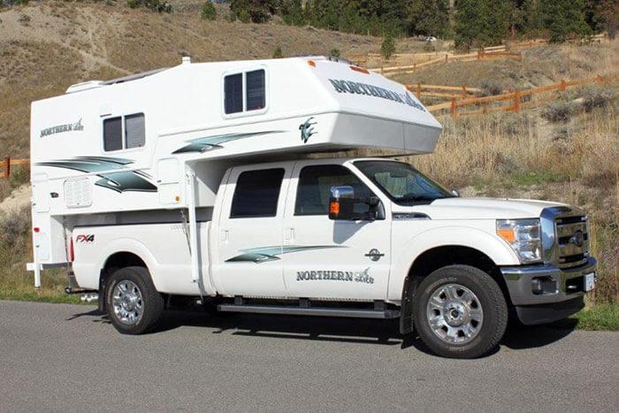 Northern Lite Sportsman Series Truck Campers