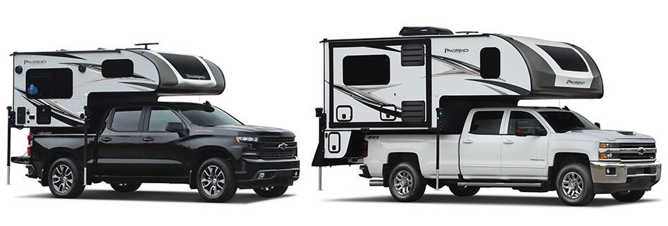 Backpack Truck Camper 2