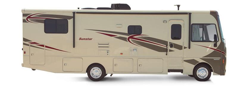 Winnebago Sunstar & Sunstar LX Class A Motorhomes