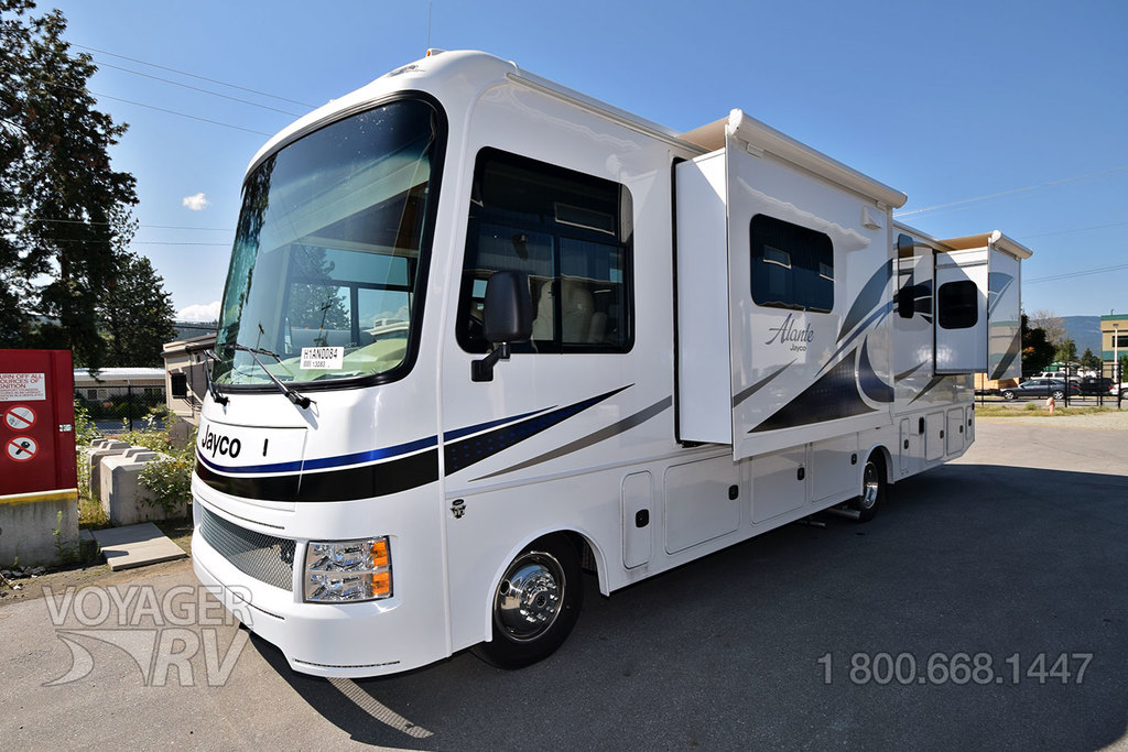 For Sale New 2017 Jayco Alante 32n Class A Gas Voyager