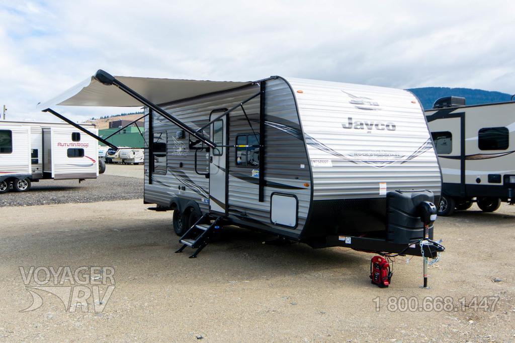 2021 Jayco Jay Flight 212QBW Rocky Mountain