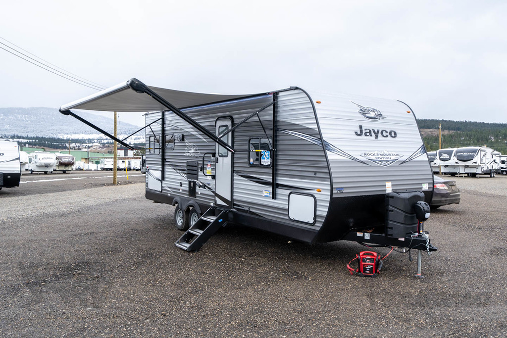 2021 Jayco Jay Flight Rocky Mountain 245RLSW