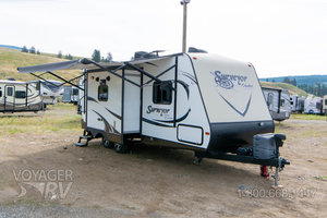 2015 Forest River Surveyor SS226RBDS