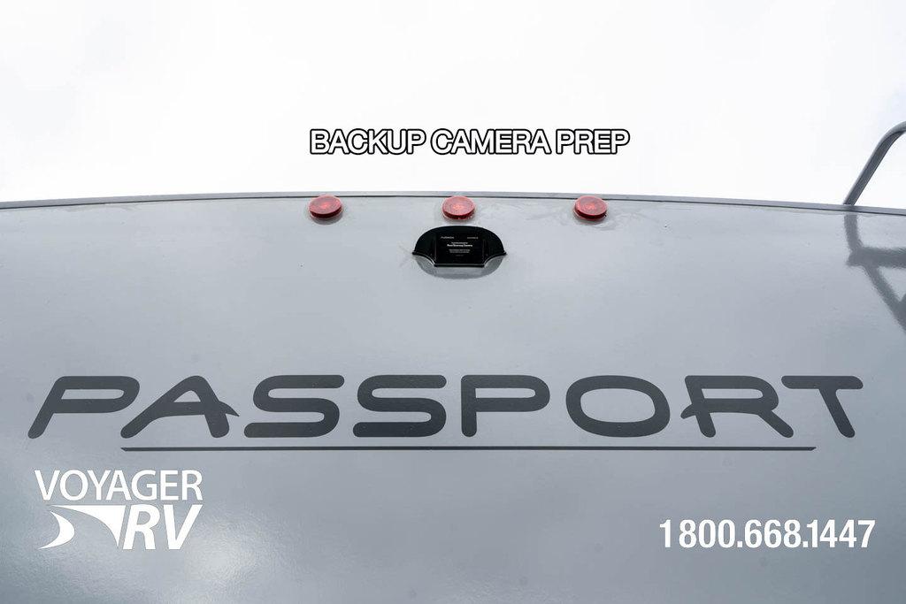 2021 Keystone Passport SL 219BHWE