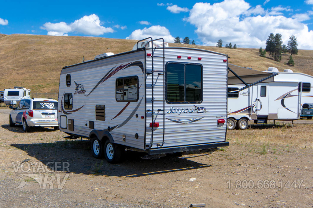 For Sale: Used 2015 Jayco Jay Flight 19RD Travel Trailers ...