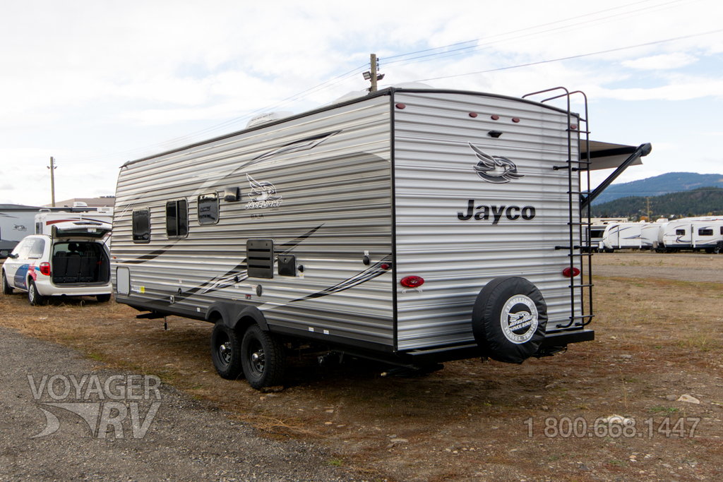 2021 Jayco Jay Flight Rocky Mountain 264BHW Baja
