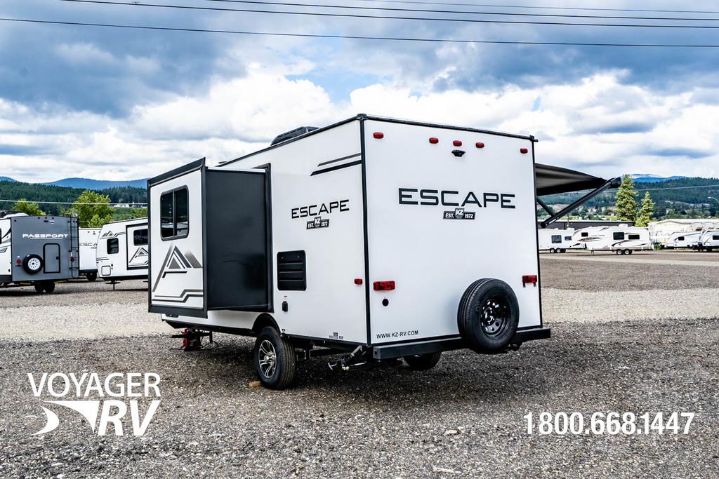 2021 KZ Escape E181RB