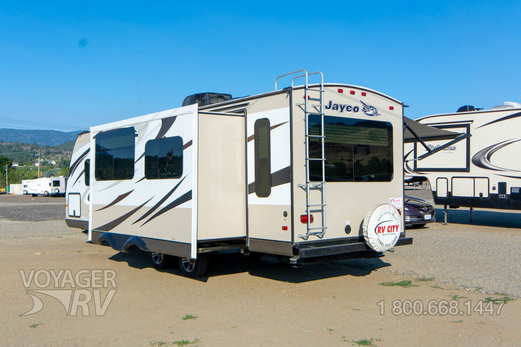 2015 Jayco  White Hawk 27DSRL