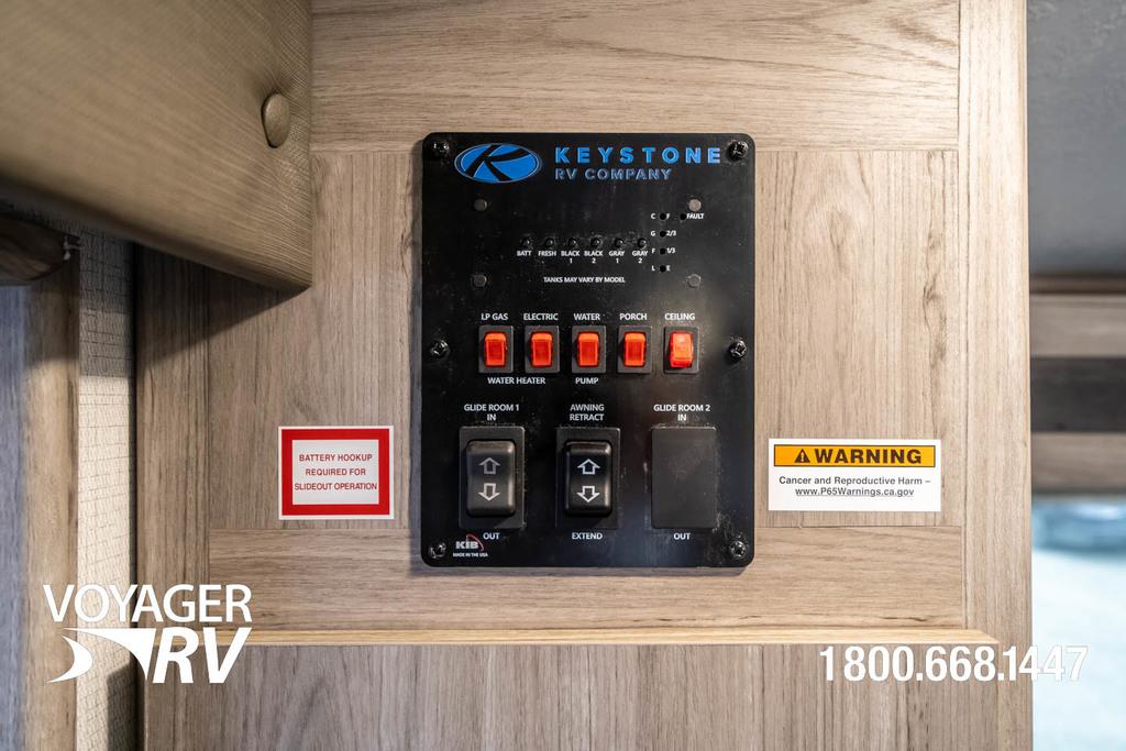 2021 Keystone Passport GT 2400RBWE
