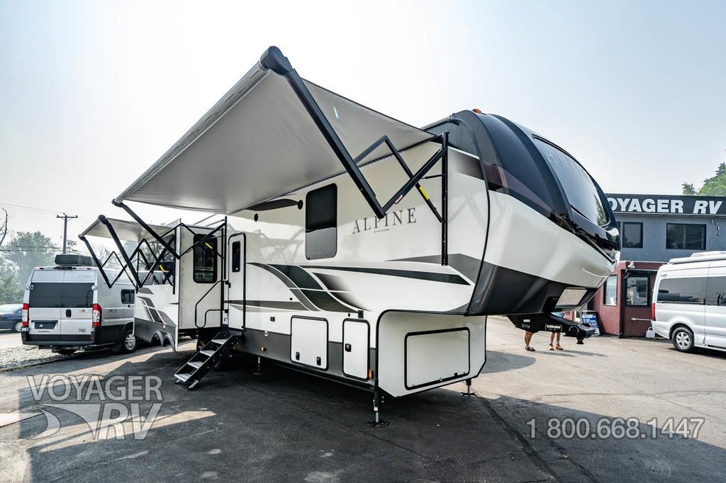 2021 Keystone Alpine 3650RL