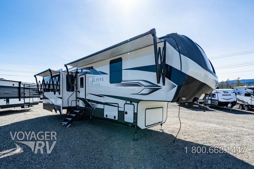 2022 Keystone Alpine 3650RL