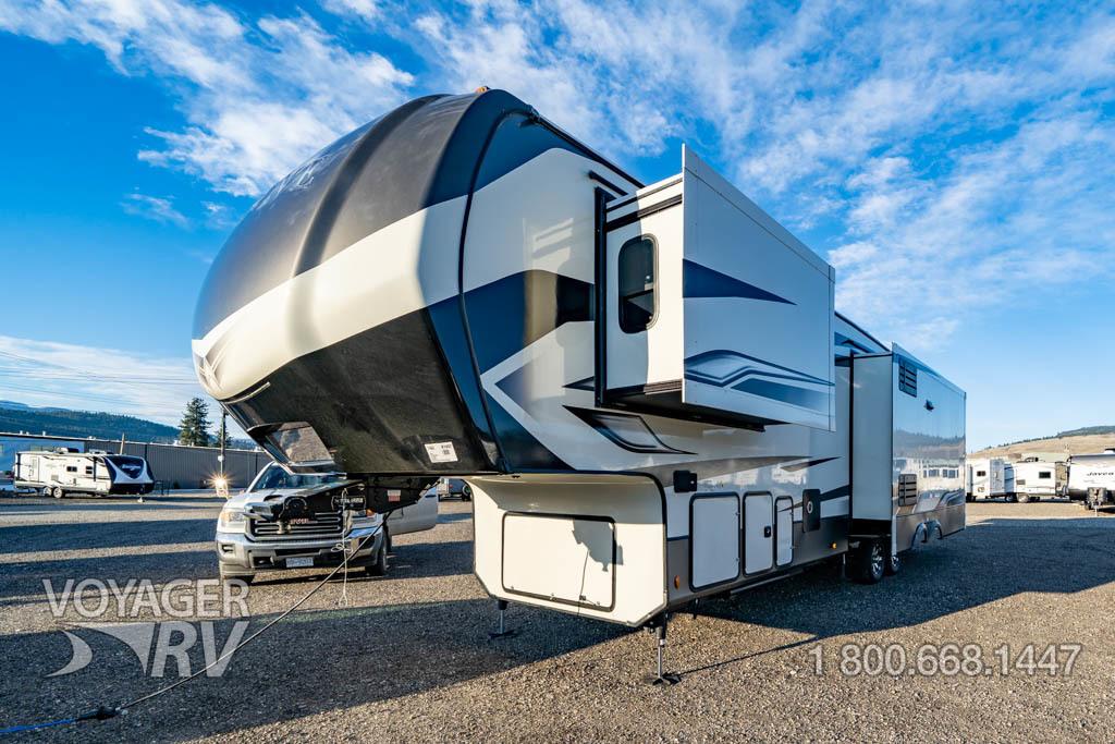 2022 Keystone Alpine 3220RL
