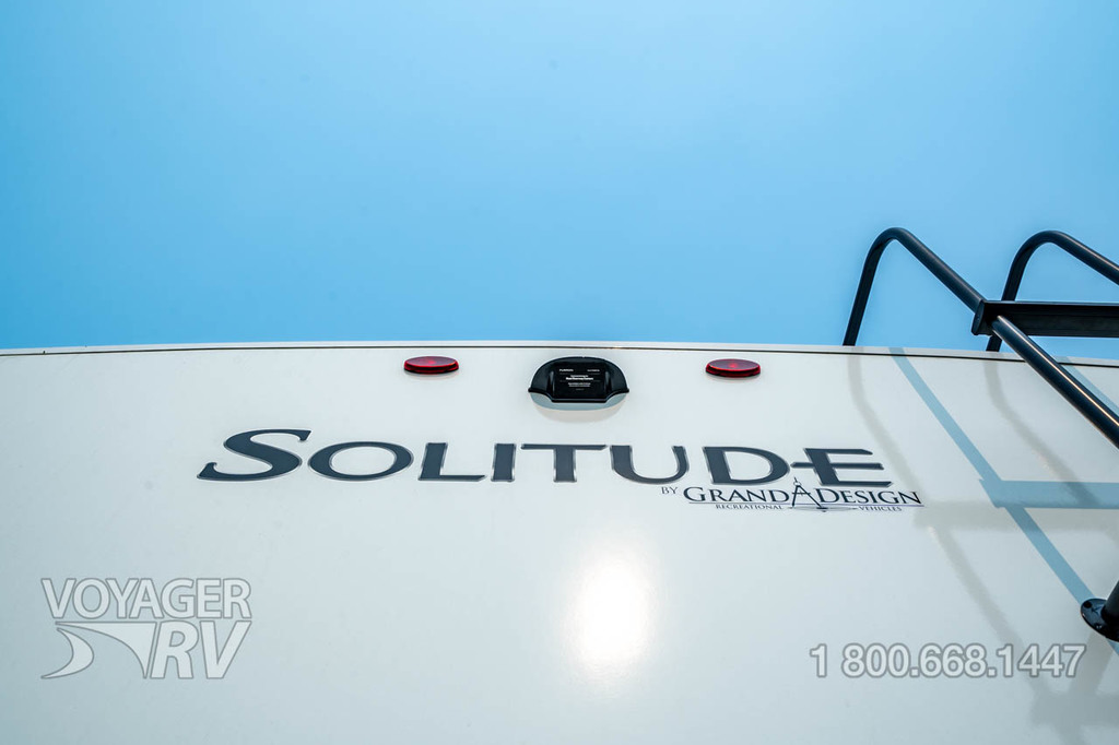 2022 Grand Design Solitude S-Class 2930RL