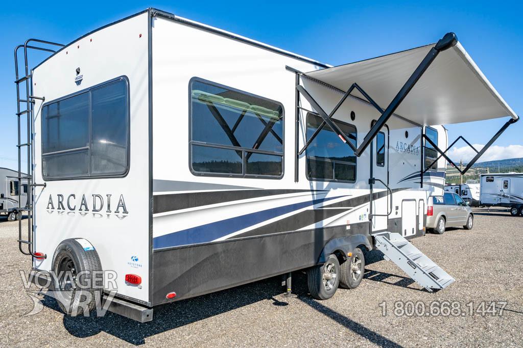 2022 Keystone Arcadia 3250RL