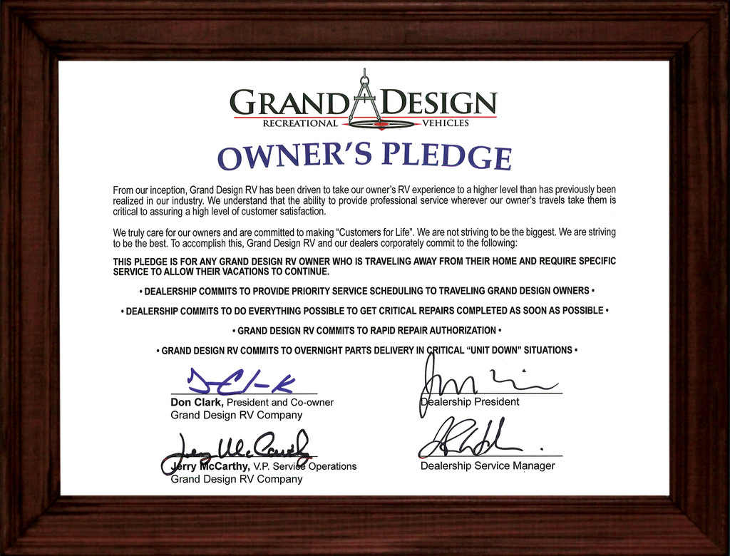 2022 Grand Design Reflection 315RLTS