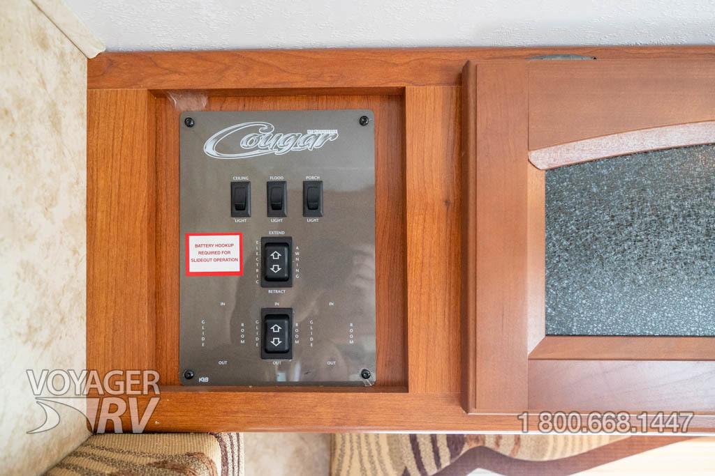 2011 Keystone  Cougar  267RLSWE